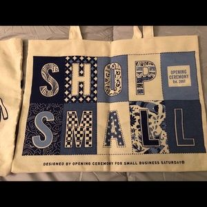 Bags - 2 Shop Small Canvas Tote Bags